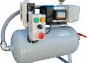 Depressori Orizzontali con pompe vuoto Lubrificate serie VSV